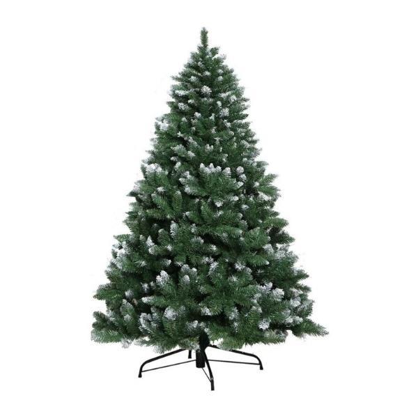 "Jingle Jollys  Faux Snowy Christmas Tree (from 180cm), from $85.95, [Amazon](https://www.amazon.com.au/Jingle-Jollys-Christmas-Assembly-Solid/dp/B07H95F4T5/ref=zg_bs_4975914051_24?_encoding=UTF8&refRID=9REVJQ45C2387YPSJE6T&th=1?tag=homestolove00-22 target=""_blank"" rel=""nofollow"")"