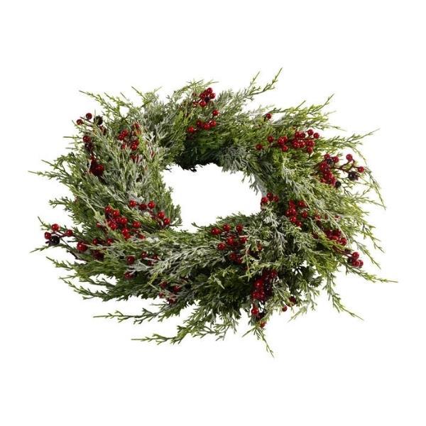 "Winter collage wreath with berries, $63.95, [Villeroy & Boch](https://www.villeroy-boch.com.au/shop/winter-collage-accessoires-collar-with-berries-xl-55cm-3593910010.html?gclid=Cj0KCQjwwY-LBhD6ARIsACvT72OmmaUqlYqLpnACO6UP3qXflc8wa9rH3GjHKzglqMerX4YNuWcAMLIaAoLREALw_wcB|target=""_blank""|rel=""nofollow"")"