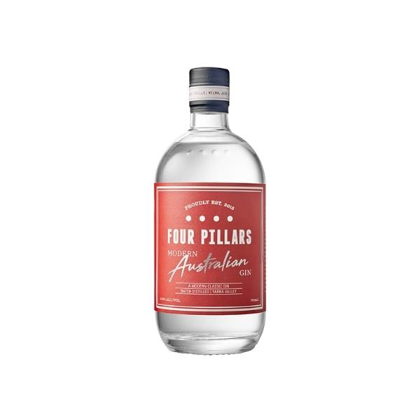 """Modern Australian gin, $85/700mL, [Four Pillars](https://www.fourpillarsgin.com/products/four-pillars-modern-australian-gin target=""""_blank"""" rel=""""nofollow"""")"""