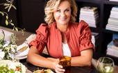Chyka Keebaugh's Christmas table styling tips