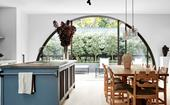 A Victorian terrace reimagined as a European-style home