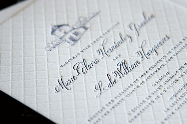**7\. Letterpress wedding invitations by Bespoke Letterpress**  With a wait list of up to a year, this Australian letterpress company provides a truly bespoke service. A team of in house designers custom design invitations for each and every wedding couple with exquisite typography and elegant illustrations, all printed on antique cast iron letterpresses on luxurious 100% cotton paper. Read the story of [Bespoke Letterpress](http://www.homelife.com.au/shopping/trends/bespoke+letterpress+,26380).  Letterpress wedding invitations, POA, [Bespoke Letterpress](http://www.bespokepress.com.au/letterpress-wedding-invitations.html)