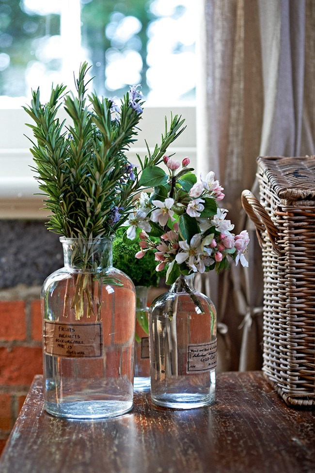 """""""There's rosemary, that's for remembrance,"""" said Ophelia to Hamlet, in Shakespeare's famous tragedy. Fragrant herbs offer aromatherapy and natural purification for air indoors - and rosemary has been [proven to boost memory](http://www.telegraph.co.uk/gardening/grow-to-eat/rosemary-really-is-herb-of-remembrance-as-scent-boosts-memory-by/). 