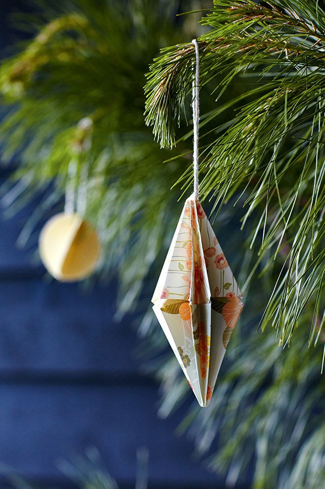 **Paper decorations:** Behold the ultimate handmade touch to your Christmas tree — and your kids' ultimate rainy-day activity this December. Because nothing quite says heartfelt like handmade Christmas decorations.