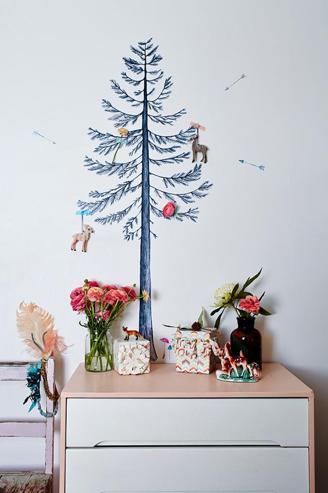 "**Christmas tree decal:** Wall decals – like this one from [Love Mae](https://www.lovemae.com.au/search?type=product&q=*tree*|target=""_blank""