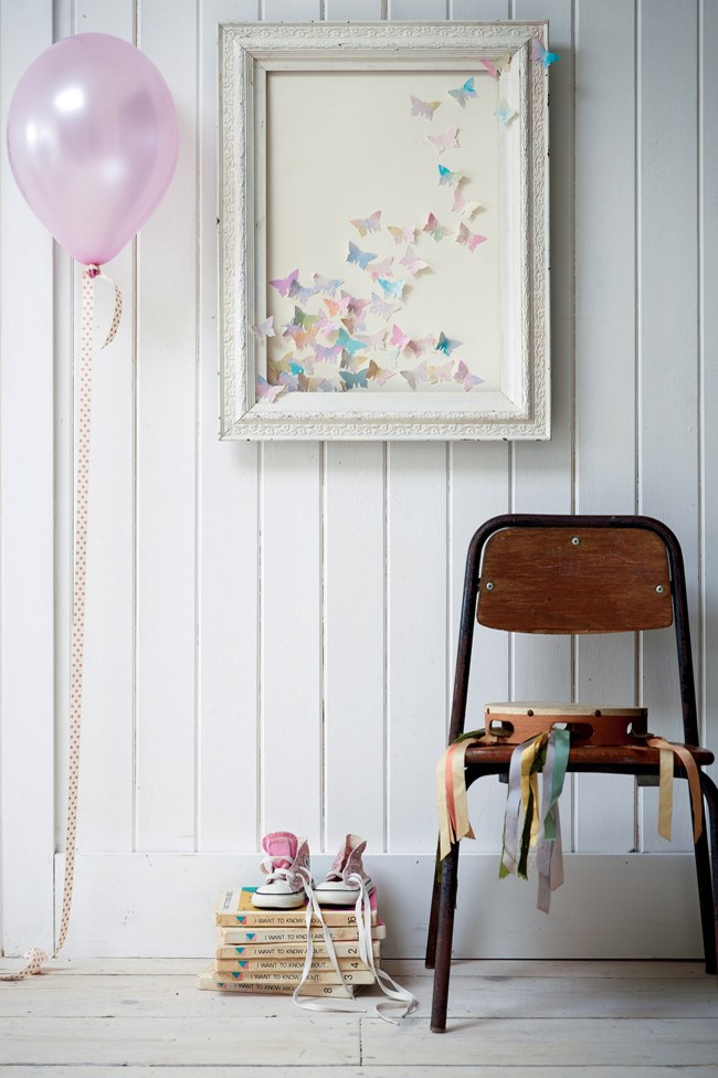 [Make butterfly art.](http://www.homelife.com.au/craft-diy/diy/how-to-make-a-butterfly-art-piece) | Photo: Dan Duchars