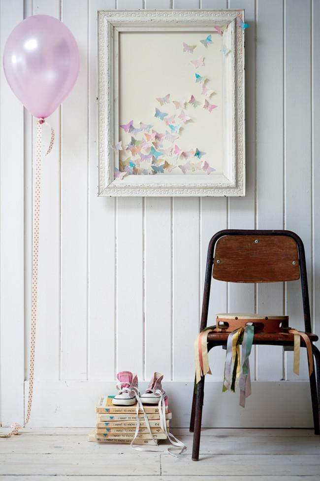 [Make butterfly art.](http://www.homelife.com.au/craft-diy/diy/how-to-make-a-butterfly-art-piece) | Photo: Dan Duchars