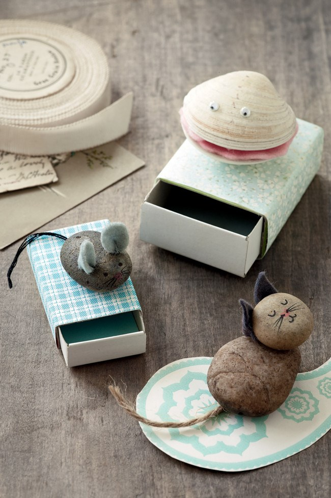 [Raise pebble pets.](http://www.homelife.com.au/craft-diy/diy/how-to-make-pebble-pets) These friends are low maintenance, good listeners and tough as a rock. | Photo: Dan Duchars