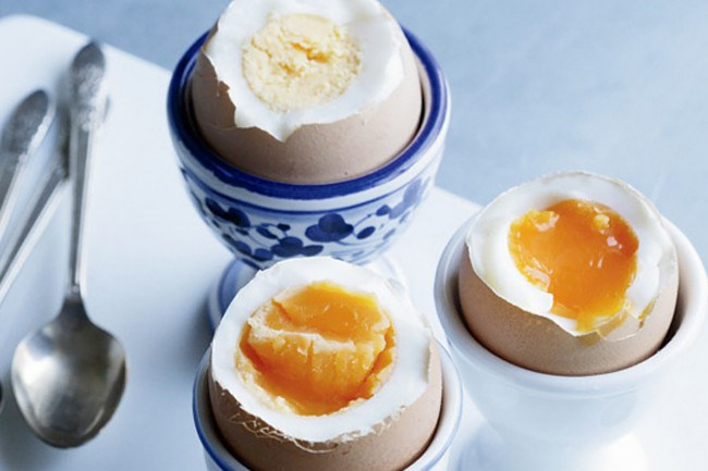 3\. Boiled eggs. Whether you like them golden and runny or hard-boiled, here's how to get the perfect result, every time. [How to boil the perfect egg](http://www.homelife.com.au/recipes/cooking-tips/how-to-boil-the-perfect-egg) | Photo: Scott Hawkins