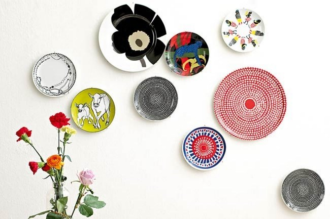 **Mix and match designs**   Set the scene for a celebration … of colour! New Marimekko tableware is bold, bright and gorgeously brave. Designs include the 'Taikamylly' plate by [Sanna Annukka](http://www.sanna-annukka.com/home/). For more details, contact Design Mode International  Photography courtesy of Marimekko.   Photo: Sam McAdam-Cooper