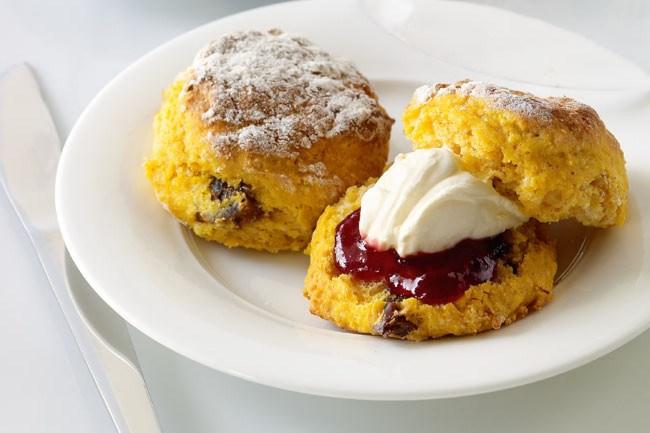 **Pumpkin and date scones | [Recipe](/food/2381/pumpkin+and+date+scones)   **