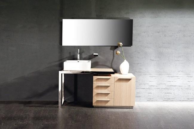 Hayta 'Euro' bathroom suite, from [Cocomo Living](http://cocomoliving.com/). | Photo: Sam McAdam-Cooper