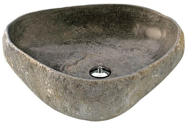 The stone age makes a return with [Primary Limited's](http://www.primarylimited.com) individually carved granite basins (no two are the same)