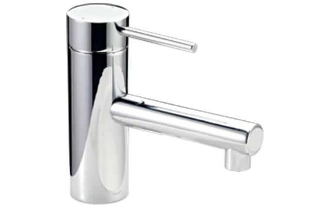 **Basin mixer |** Pin basin mixer, from [Bunnings Warehouse](http://www.bunnings.com.au/).  _Image courtesy of Bunnings Warehouse   _