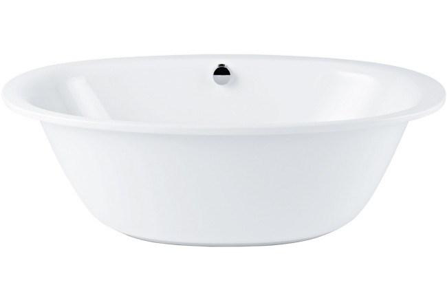 Kaldewei 'Ellipso Duo Oval' freestanding bath, from [Bathe](http://www.bathe.net.au/).