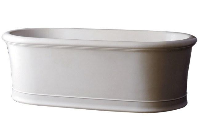 Studio Bagno 'Celine' freestanding bath, from [Cass Brothers](http://cassbrothers.com.au/).