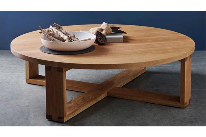 Mark Tuckey Bronte Coffee Table, Domayne