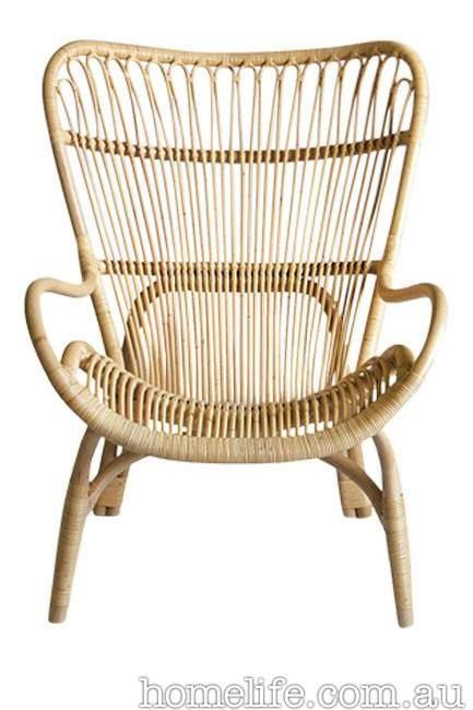'C110' highback with rattan pole, from [Spence & Lyda](http://www.spenceandlyda.com.au/).