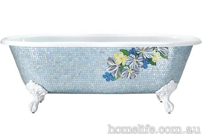 Sicis 'Perry 01' bath, from [Elite Bathware](http://www.elitebathware.com.au/).