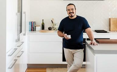 At home with Adam Liaw