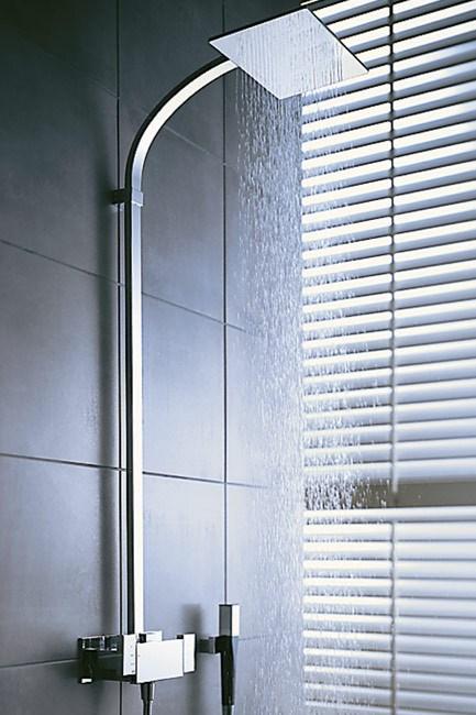 **Shower heads  ** **Rain shower head** G-type V3.0 shower, from [Dorf](http://www.dorf.com.au/).