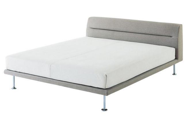 Cappellini 'Elise' queen-size bed by Jasper Morrison, from [De De Ce.](http://www.dedece.com/)