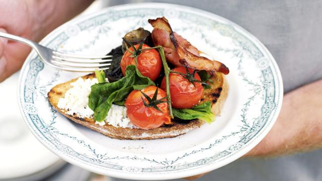 6\. [Breakfast bruschetta](http://www.homelife.com.au/recipes/entrees/breakfast-bruschetta) is the amped-up toast you never knew you needed (and it has vegetables, so you're basically eating a salad).