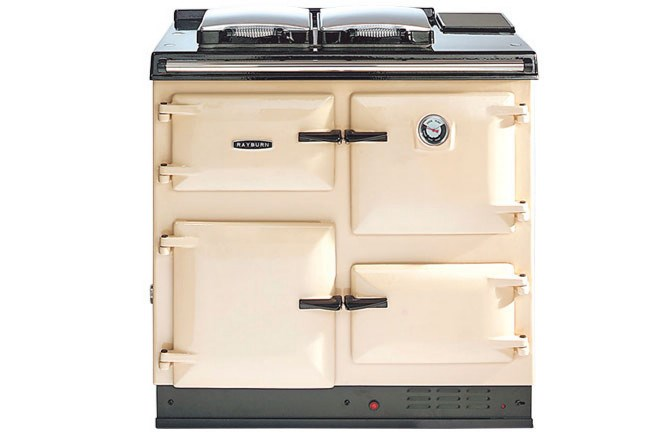 **Country kitchen** | Rayburn '_Heatranger 345_' wood-burning cooker, from the [Aga Shop](http://www.theagashop.com.au/).