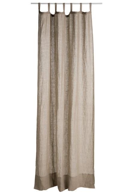 **Country kitchen** | Linen curtain, from [Vivalino](http://www.vivalino.com.au/).
