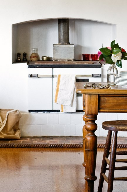 **Country kitchens** | From classic antiques to modern replicas, the country kitchen often echos the style of French provincial style.