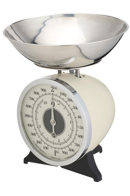 **Country kitchen** | Kitchen Craft '_Classic Collection_' kitchen scale, inquiries to [Albi Imports](http://www.albi.com.au/).