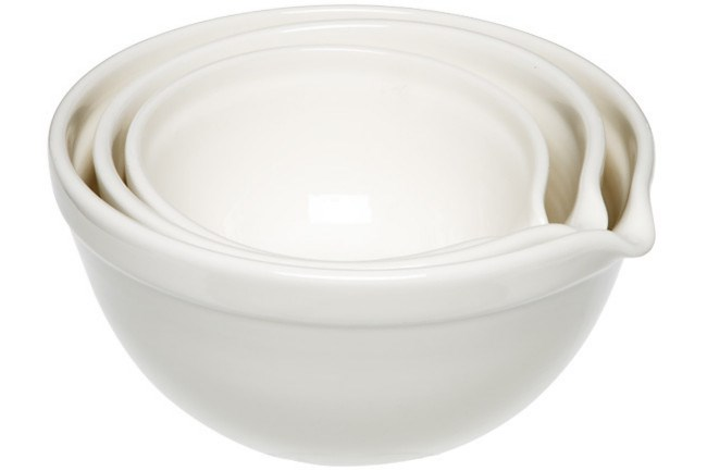**Country kitchen** | Cote Bastide ceramic mixing bowls (set of five), from [Studio Imports](http://www.truelocal.com.au/business/studio-imports/oakleigh).