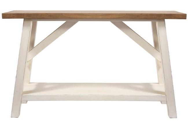 **Country kitchen** | '_La Plage_' console table, from [La Maison](http://www.lamaison.net.au/).
