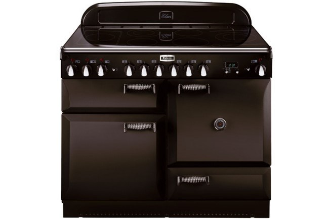 **Country kitchen** | Falcon '_Elan_' ELAS110ECBL 110cm electric cooker includes 62l multifunction oven and 67l fan-forced oven, plus six-element ceramic hob, from [Andi-Co Australia](http://www.andico.com.au/).