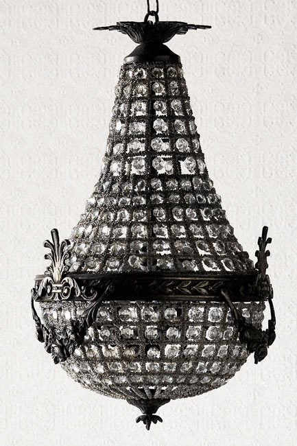 'Empire' chandelier, from [Le Forge](http://www.leforge.com.au).