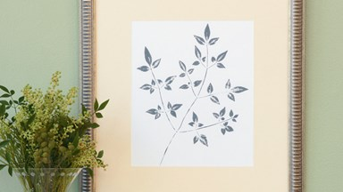 How to make botanical prints