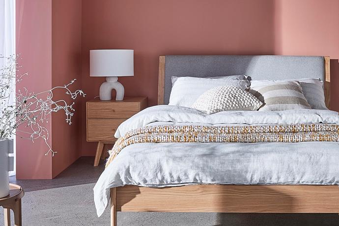 Burrow Queen Bed, $999
