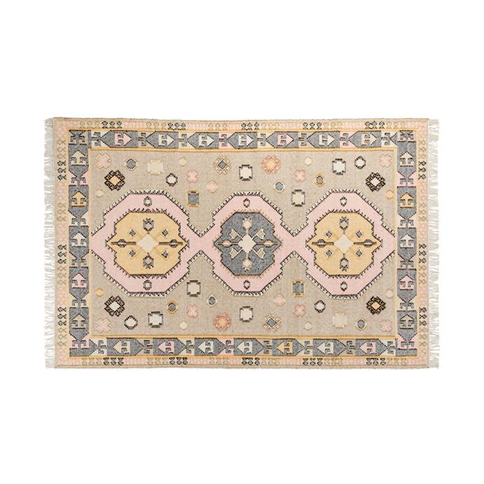 Delgado floor rug, $399