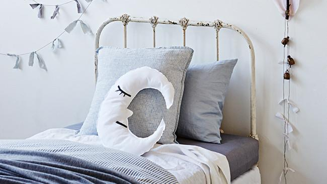 [Make moon and cloud cushions.](http://www.homelife.com.au/craft-diy/knitting-sewing/how-to-make-moon-and-cloud-cushions) Sky's the limit.