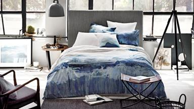 10 ways to mix and match bedcovers and cushions