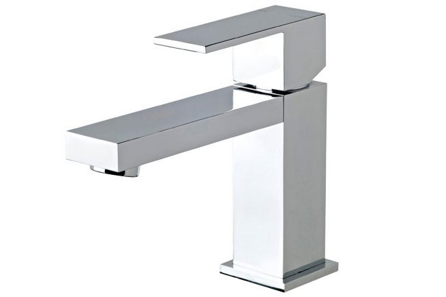 **Mixer** | Milli 'Edge' basin mixer, from [Reece](http://www.reece.com.au/).      _Image courtesy of supplier._