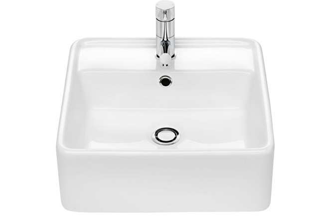 **Basin |** 'Isola' basin, from [Mitre 10](http://www.mitre10.com.au/).  _Image courtesy of supplier._