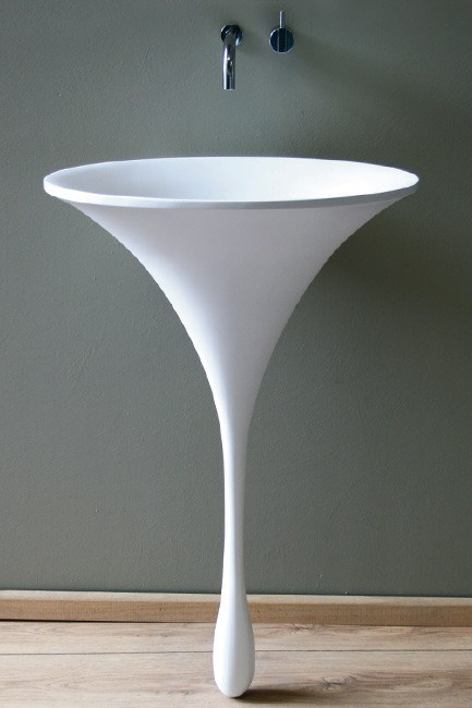 **Basin |** The team at [Philip Watts Design](http://www.philipwattsdesign.com) has created the resin composite 'Spoon' sink (after the 'Spoon' urinal). Visit[](http://www.philipwattsdesign.com) for more.  _Image courtesy of supplier.   _   **Want more? More for your bathroom here:**[   ](http://www.homelife.com.au/homes/galleries/10+of+the+best+baths+,20987)  *   [10 of the best baths](http://www.homelife.com.au/homes/galleries/10+of+the+best+baths+,20987) *   [Bathroom storage guide](http://www.homelife.com.au/homes/bathroom/bathroom+storage+guide,16733) *   [Bathroom trends](http://www.homelife.com.au/homes/galleries/bathroom+trends,17665)  Don't miss more great ideas on [Facebook](http://www.facebook.com/homelife.com.au) or find us on [Pinterest](http://pinterest.com/homelifecomau/).