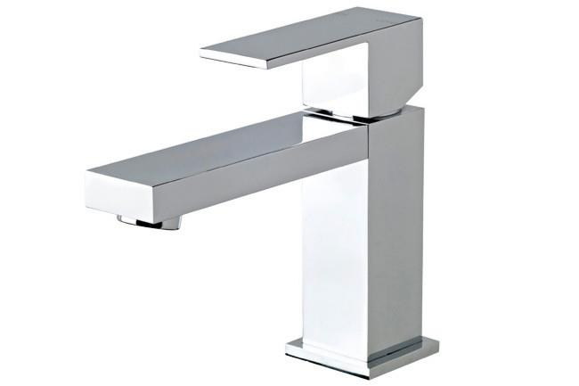 **Basin mixer** | Milli 'Edge' basin mixer, from [Reece](http://www.reece.com.au/).  _Image courtesy of supplier._