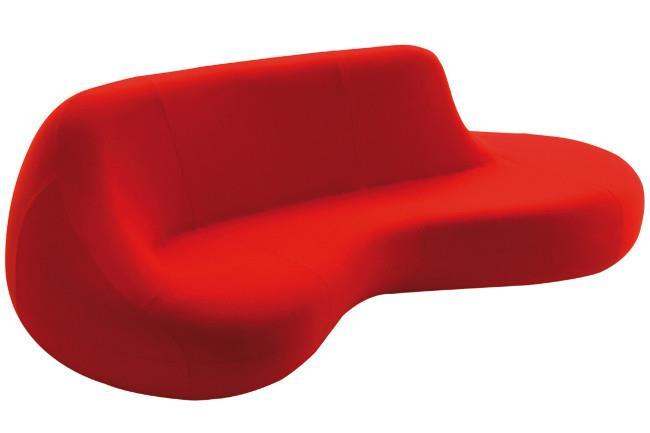 "**Karim Rashid** | Zanotta 'Koochy' sofa, from [Space](http://www.spacefurniture.com.au/|target=""_blank""|rel=""nofollow"")."