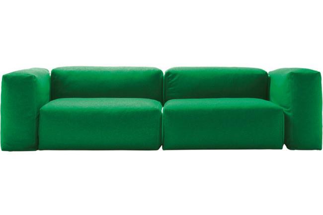 "**Jasper Morrison** | Cappellini 'Superoblong' sofa, from [De De Ce](http://www.dedece.com/|target=""_blank""|rel=""nofollow"")."