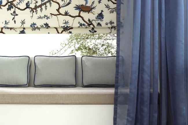 Knife pleat curtain in Boyac sheer fabric, from [BQ Design](http://www.bqdesign.com.au/).  Photographs by: Prue Ruscoe, Sharyn Cairns and Sam McAdam.