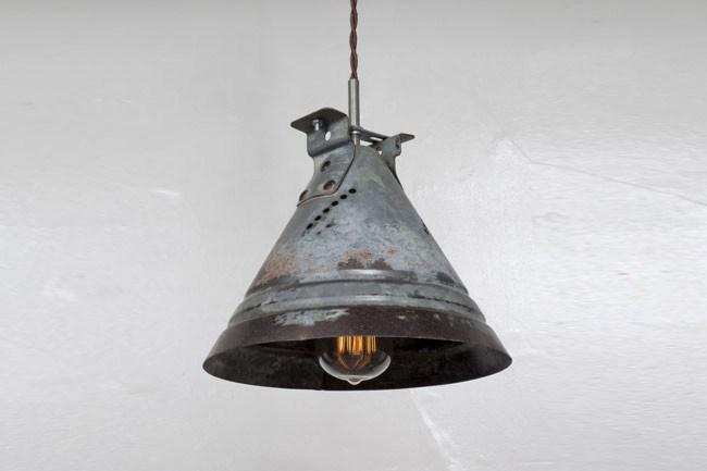 Vintage industrial funnel pendant light by [FleaMarketRx](http://www.etsy.com/listing/74368919/vintage-industrial-funnel-pendant-light?ref=cat2_gallery_22).     [   ](http://www.etsy.com/listing/63217466/hanging-lamp-lampshade?ref=cat2_gallery_6)
