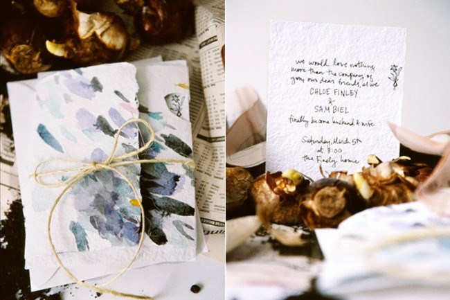 Image from [Once Wed](http://www.oncewed.com/diy/diy-watercolor-wedding-invitations-2/)