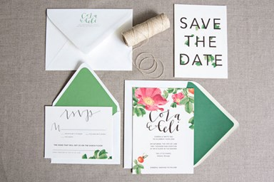 31 invitations for parties and weddings